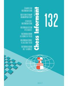"Chess Informant 132 (Book + CD): Including ""European Individual Championship"""
