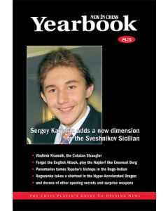 Yearbook 83: The Chess Player's Guide to Opening News