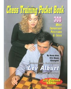 Chess Training Pocket Book: 3rd Revised Edition