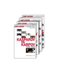 Garry Kasparov on Modern Chess 1 - 4 Com