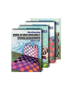 School of Chess Excellence Vol. 1 - 4