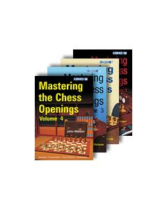 Mastering the Chess Op. vol 1, 2, 3, 4