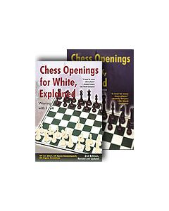 Chess Openings for Black & White, Explai