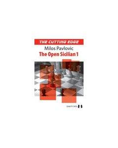 The Cutting Edge 1 - The Open Sicilian 1: State-of the-Art Opening Theory