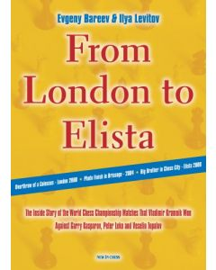 From London to Elista - eBook: Behind the Scenes of Kramnik's Title Matches