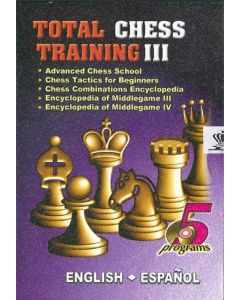 Total Chess Training III: Five Popular Training Programs
