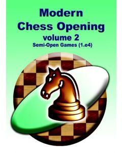 Modern Chess Opening vol. 2: Semi-Open Games