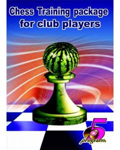 Chess Training Package for Club Players: Includes Five Magnificent Educational Programs
