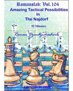 Roman's Lab: Volume 104: Amazing Tactical Possibilities in The Najdorf