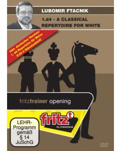 1.d4 - a classical repertoire for White: Presenting a Comprehensive Set of Ideas and Structures