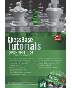 ChessBase Tutorials Openings # 1: The Open Games