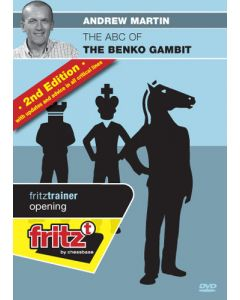 The ABC of The Benko Gambit: 2nd Edition with Updates and Advice in all Critical Lines