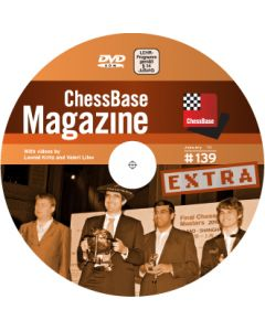 ChessBase Magazine 139 Extra: 12.968 edited games played between November and December 2010