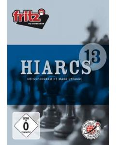 HIARCS 13: Famous for its Unique Human-Like Playing Style