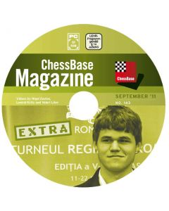ChessBase Magazine 143 Extra: 42.695 edited games played between June and August 2011