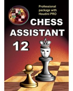 Chess Assistant 12 Mega Package: Incl: CA 12 Pro, ChessOK Aquarium 2011 and Nalimov Tablebases