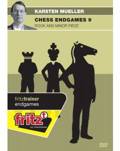 Chess Endgames 9: Rook and Minor Piece