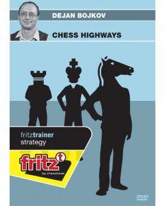 Chess Highways: Open Lines, Diagonals, Ranks & Files