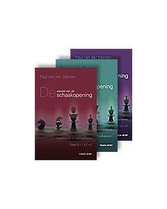 De wereld van de schaakopening 1, 2 & 3