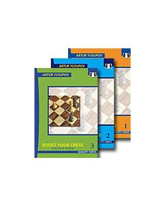 Boost Your Chess 1, 2 & 3 Combined