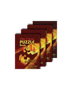 ChessCafe Puzzle Book 1, 2 & 3 & 4