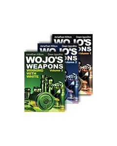 Wojo's weapons 1, 2 & 3