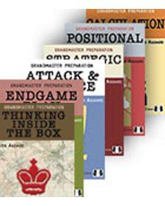 Grandmaster Preparation: The Series (Hardcover) 6 books