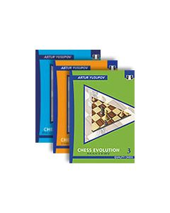 Chess Evolution 1, 2 & 3