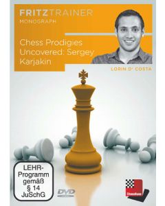 Chess Prodigies Uncovered: Sergey Karjakin: New Fritztrainer Generation