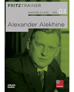 Master Class Vol. 3: Alexander Alekhine: New Fritztrainer Generation