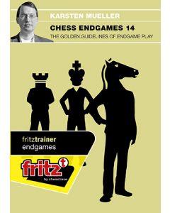 Chess Endgames 14: The Golden Guidelines of Endgame Play