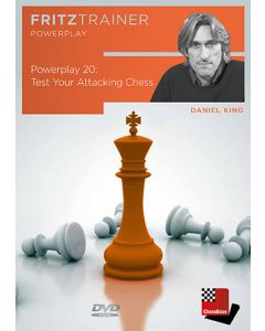 Power Play 20: Test your Attacking Chess: Provides you with an Arsenal of Potent Attacking Ideas