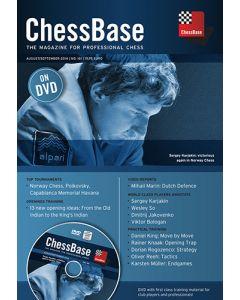ChessBase Magazine 161: The Magazine for Professional Chess