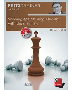Winning against King's Indian with the Main Line: With interactive training including video feedback