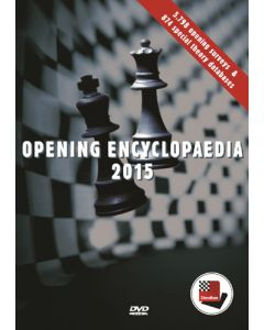 Update Opening Encyclopaedia 2015 from 2014: Including 5798 opening surveys!