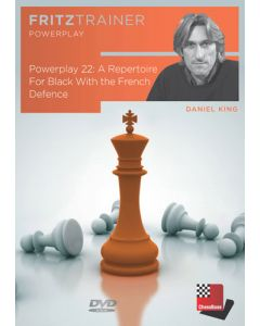 Power Play 22: A Repertoire for Black with the French Defence