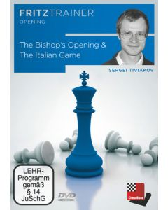 The Bishop's Opening & The Italian Game: A Complete Repertoire For White Against 1.e4 e5