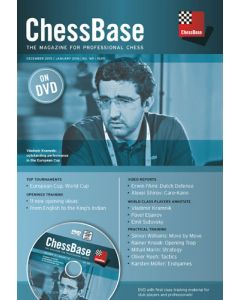 ChessBase Magazine 169: The Magazine for Professional Chess