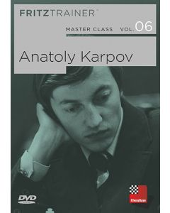 Master Class Vol. 6: Anatoly Karpov: All Karpov's games, tables, background
