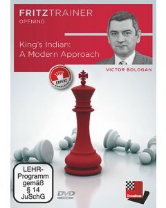 Victor Bologan: King's Indian: A Modern Approach: - Expert knowledge -