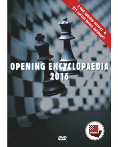 Update Opening Encyclopaedia 2016 from 2015: Including 5900 Opening Surveys & 931 Special Theory Databases
