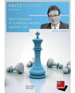 Semi-Tarrasch: A universal weapon against 1.d4