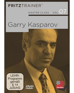 Master Class Vol. 7: Garry Kasparov: All Kasparov's Games, Tables, Background