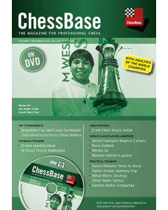 ChessBase Magazine 174: The Magazine for Professional Chess