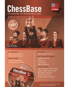 ChessBase Magazine 175: The Magazine for Professional Chess