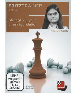 Strengthen your Chess Foundation: FritzTrainer Basics