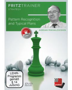 Adrian Mikhalchishin: Pattern Recognition and Typical Plans: FritzTrainer Strategy