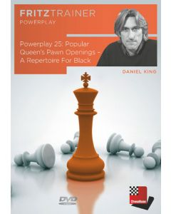 Power Play 25: Popular Queen's Pawn Openings — A Repertoire For Black