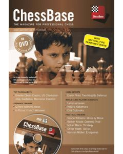 ChessBase Magazine 178: The Magazine for Professional Chess