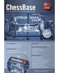 ChessBase Magazine 179: The Magazine for Professional Chess